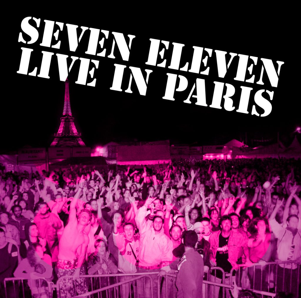 Seven Eleven - Live in Paris (SE711-11)