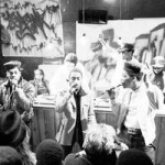 Hiphop in dixie-club South Bronx