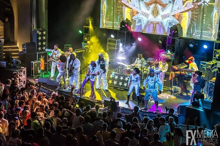 Bootsy Collins & the Funk Unity Band