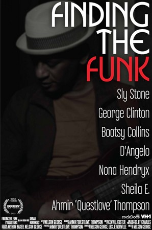 Finding the Funk poster