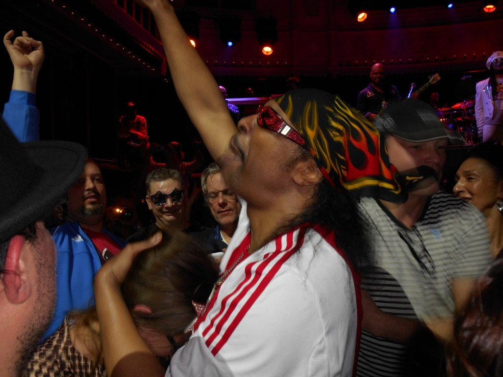 Bootsy live in Paradiso © Rene van der Does