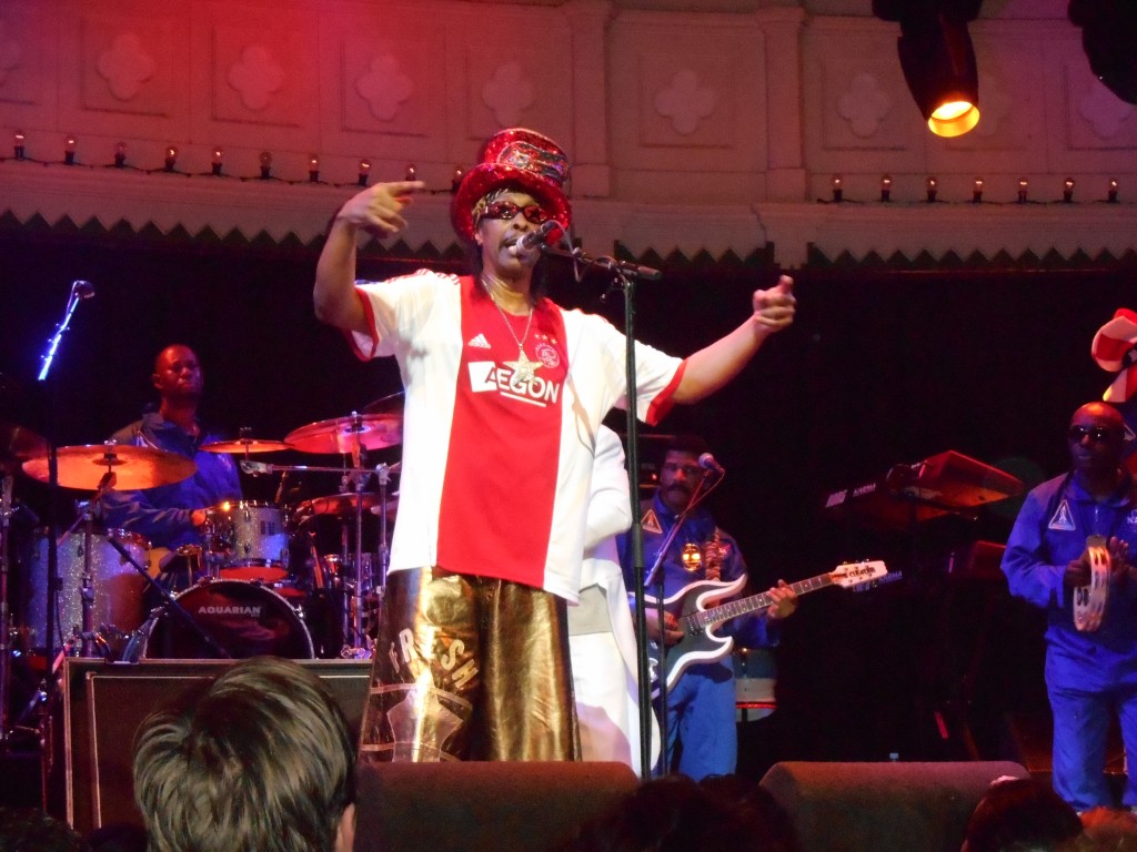Bootsy in Paradiso © Rene van der Does