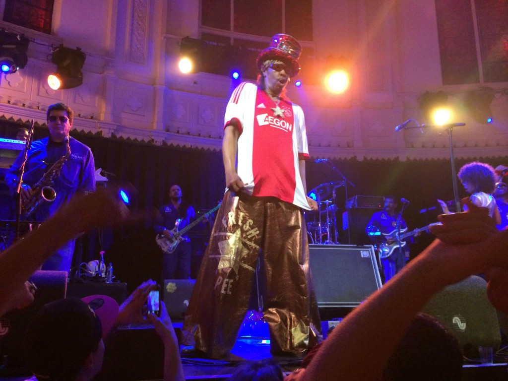 Bootsy live in Paradiso 21-2-2014 © Michael Roovers (2)