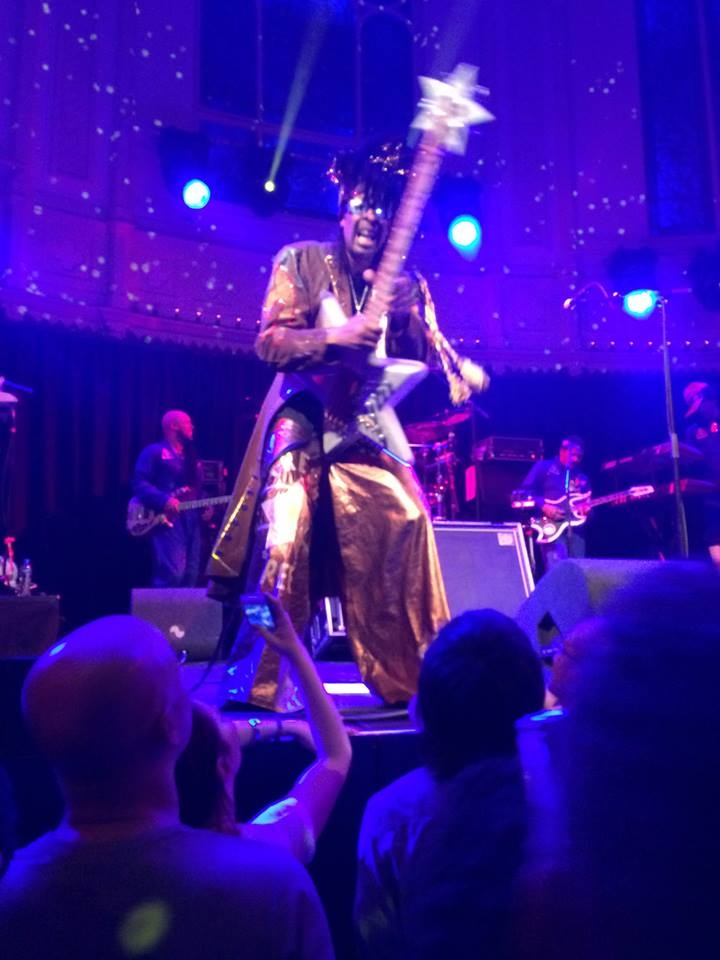 Bootsy live in Paradiso 21-2-2014 © Michael Roovers (8)
