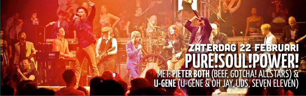 PureSoulPower feat U-Gene