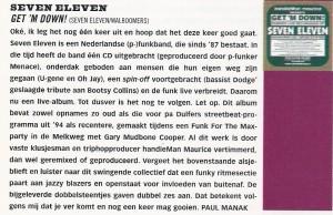 Review Get m down OOR 8 juni 2000