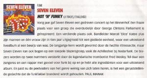 Seven Eleven OOR nov 2003