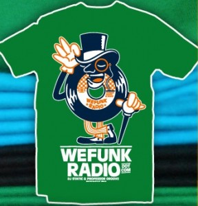 WEFUNK Radio (green)