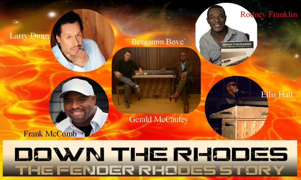 Down the rhodes - The Fender rhodes story