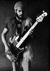 Paul Jackson in the seventies
