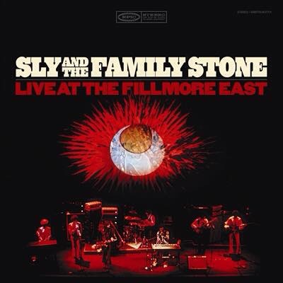 sly the family stone live at the fillmore east funk blog. Black Bedroom Furniture Sets. Home Design Ideas