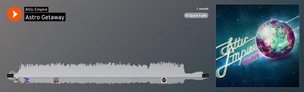 Attic Empire - Astro Getaway (soundcloud)