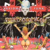 Axion Funk - Funkcronomicon