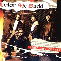 Color me badd - Time and Change
