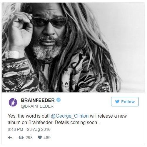 Brainfeeder announces new album GC