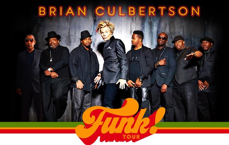 Brian Culberson Funk Tour