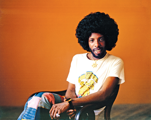 Sly Stone honored with Lifetime Achievement Grammy