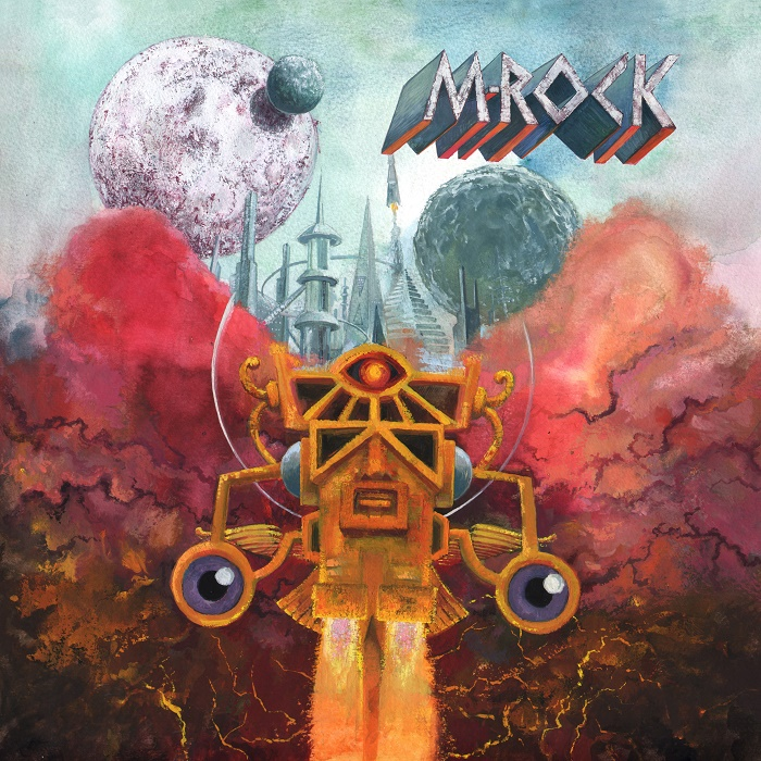 M-Rock The Cosmic Phunk Saga Continues